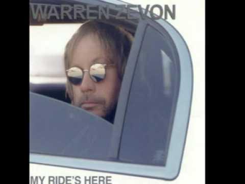 My Ride's Here - Warren Zevon