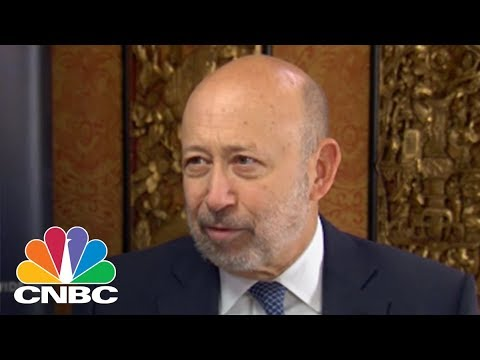 Lloyd Blankfein On China, Volatility In The Stock Market And The Future Of Goldman Sachs | CNBC