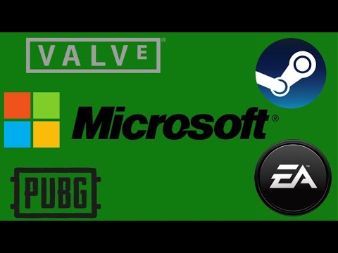 BGST MICROSOFT OPENS UP CHECK BOOK AND LOOKING TO BUY EA, Valve and PUBG Corp