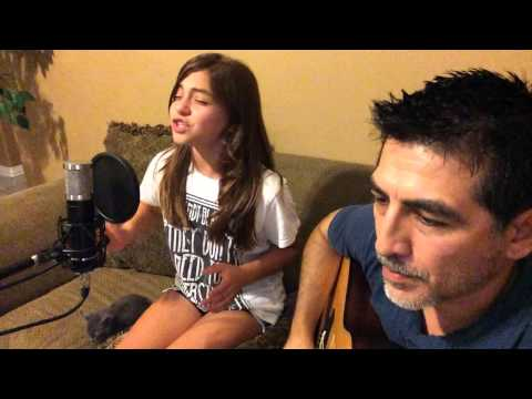 "Carrie Underwood ""Something in the Water"" Cover"