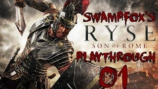 Ryse: Son Of Rome Playthrough - Part I - The Beginning  [1080P HD]