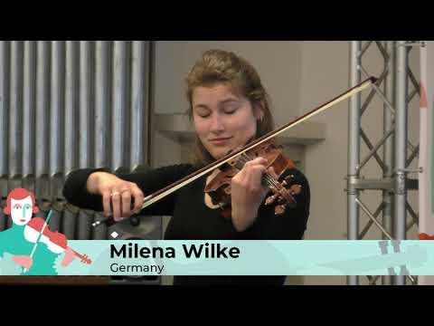 2019 First Round – Milena Wilke