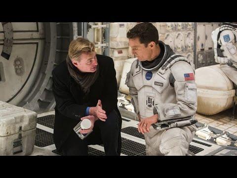 Interstellar Cast Discuss Collaborating With Chris Nolan