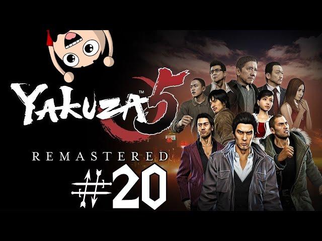 Yakuza 5   Part 20   The Secret Casino   Two Crazy Gamers