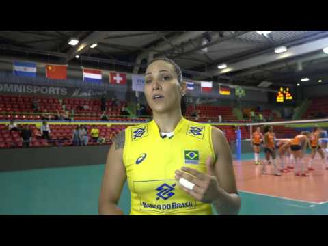 Day 1: Interview with Brazil's Tandara