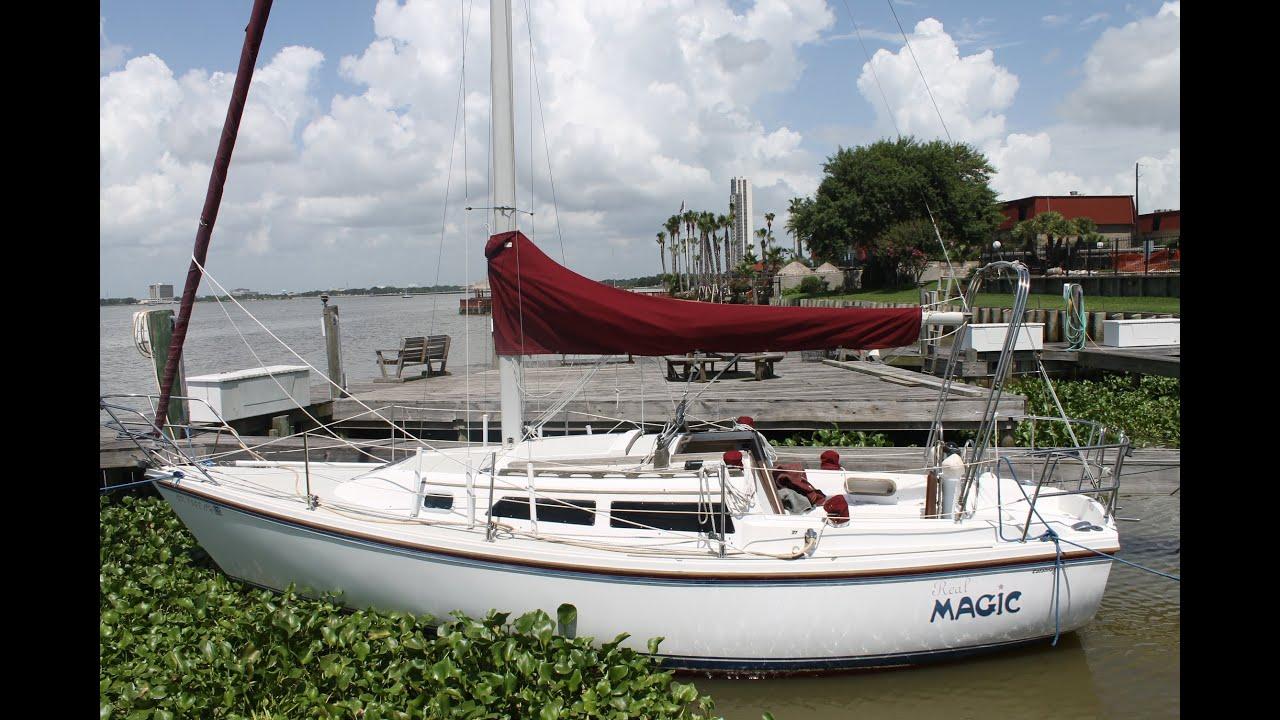 1988 Catalina 27 For Sale Texas, Sea Lake Yachts, LLC