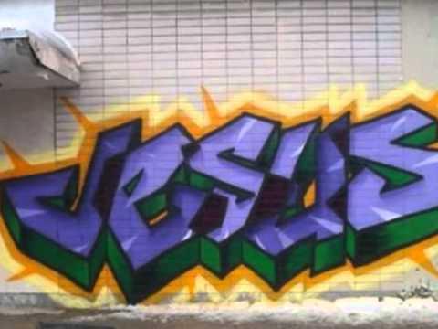 Jesus Graffiti  YouTube
