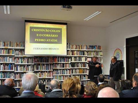 """""""Cristovão Colon e o Corsário Coimbrão Pedro Ataíde"""""""