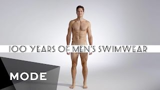 100 Years of Fashion: Men\'s Swimwear ★ Glam.com
