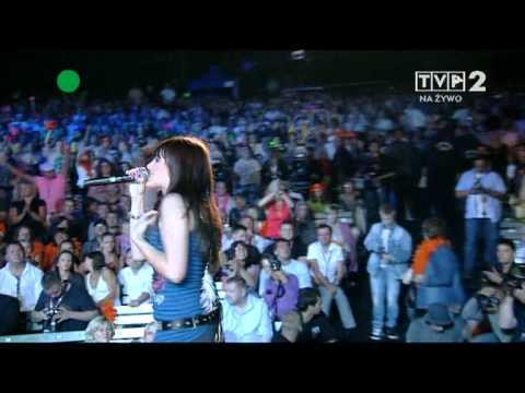 Ewa Farna - Cicho (Sopot Hit Festival 07-08-2009).mpg