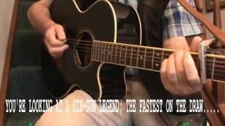 COWBOY DREAMS (Jimmy Nail/Prefab Sprout) Lyrics & Chords