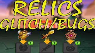 Monster Legends | Relic Glitch/Bug | Speed Debuff + Extra Turn