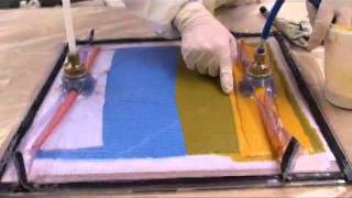 Vacuum Resin Infusion Moulding - Part 5