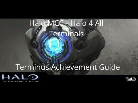 Halo MCC - Halo 4 All Terminals: Terminus Achievement Guide