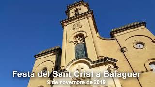 Festa del Sant Crist a Balaguer