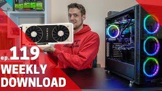 CSGO Turns Free-To-Play, AMD Navi GPUs, Nvidia RTX!