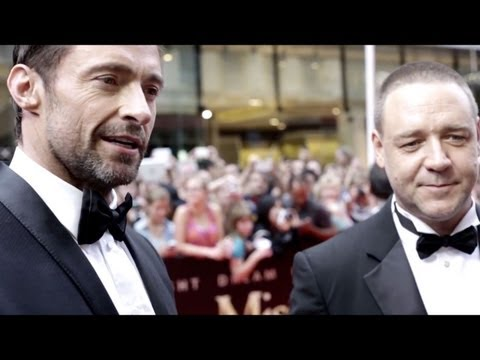 Les Miserables   Australian Premiere HD
