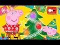 Peppa Pig Official Channel   Christmas Tree Special 🎄 Peppa Pig Christmas