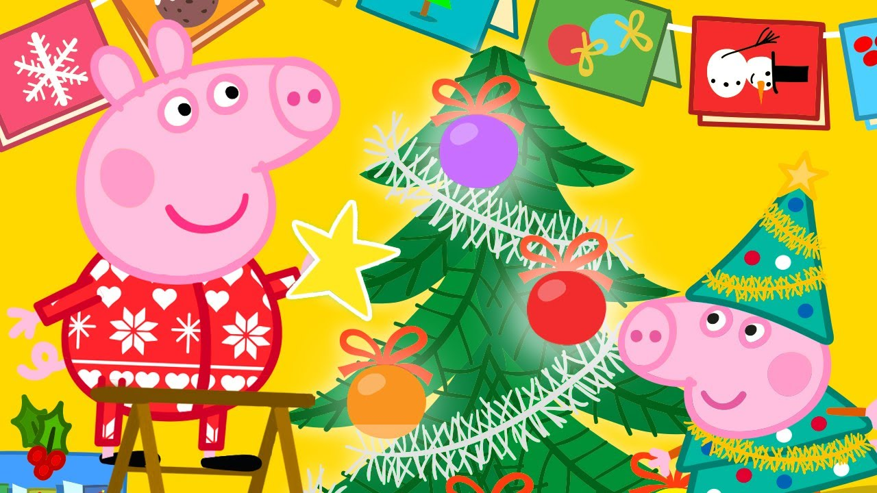 Download Peppa Pig Official Channel   Christmas Tree Special 🎄 Peppa Pig Christmas