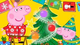 Peppa Pig Official Channel | Christmas Tree Special 🎄 Peppa Pig Christmas