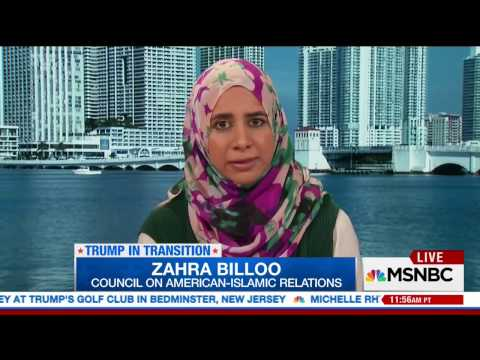 Video: CAIR's Zahra Billoo on MSNBC to Discuss Hate Crimes