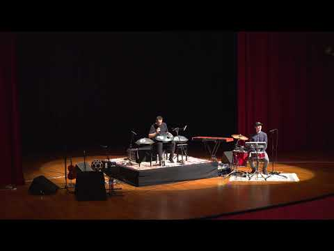 AUS Events | Manu Delago Performs at American University of Sharjah
