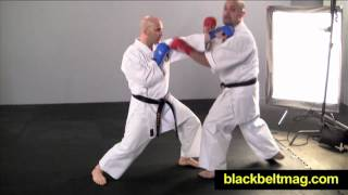 How Tai Sabaki Works in Karate Moves (Part 1)(http://www.blackbeltmag.com?video=1 In this exclusive karate-moves video, shotokan karate instructor Joe Mirza delves into a concept found in the heian ..., 2012-09-26T15:27:02.000Z)