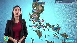 DOST-PAGASA WEATHER FORECAST TODAY 4:AM DECEMBER 23,2019
