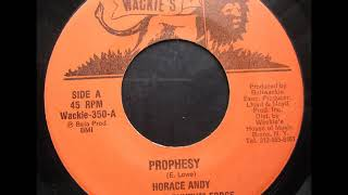 Horace Andy - Prophesy  (Version)