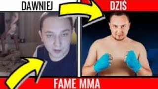 Jak się zmienili FAME MMA Daniel Magical BOXDEL Wojtek Gola Guzik