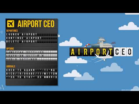 Airport CEO: Pre-Alpha Gameplay Video (Part 3)