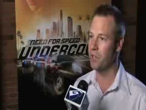 Need for Speed Undercover Producer Scott Nielsen Interview