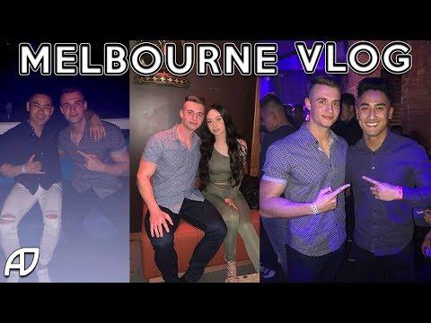 MELBOURNE VLOG | DISTRICT 1 MELBOURNE NIGHT LIFE