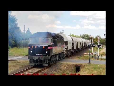 0659 001-5 Melák (British Rail 56) Mátészalkán