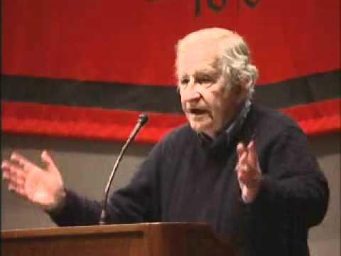 "Noam Chomsky - ""The Occupy Movement"""