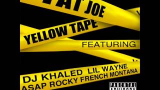 Fat Joe Ft. DJ Khaled, Lil Wayne, Asap Rocky & French Montana- Yellow Tape [Instrumental]