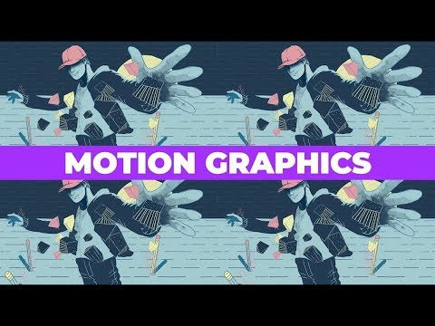 Motion Graphic Design Inspirations and Trends for 2018