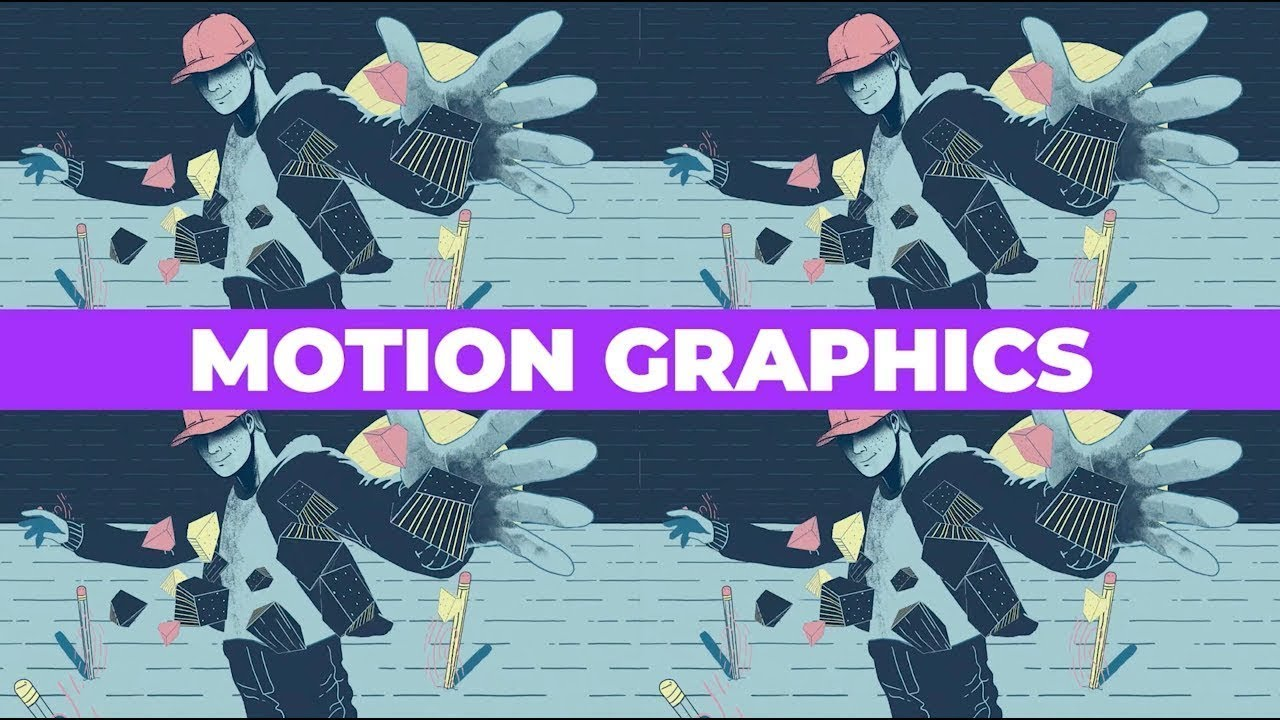 92cc27ea Motion Graphic Design Inspirations and Trends for 2018 - YouTube