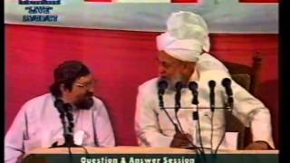 Question & Answer Session, 15 August 1997.