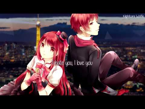 Nightcore - Paris ✗ I Hate You, I Love You {Switching Vocals} - 1 HOUR VERSION