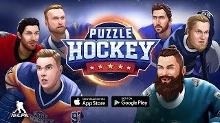 Puzzle Hockey - Android/iOS Gameplay ᴴᴰ