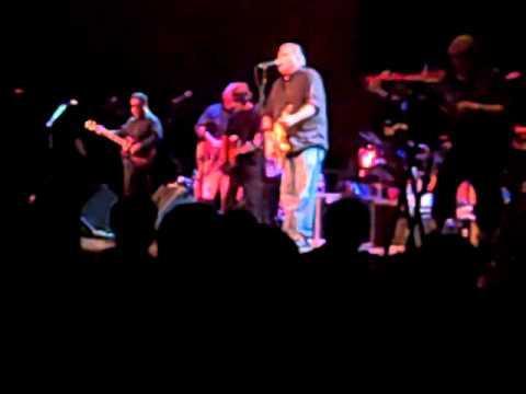 Los Lobos perform Emily live at Chautauqua Park auditorium, Boulder, Colorado
