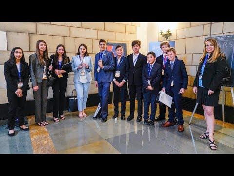 H2M 2019: Mat Kaplan Interview, The Weiss School Students