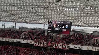 Leverkusen gegen Paderborn 17.07.2019