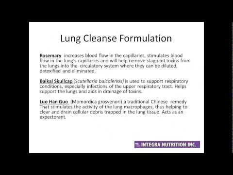 Organ Cleansing - September 2015