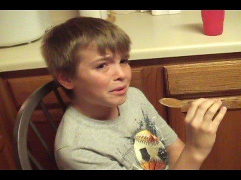 The Original Cinnamon Challenge Video - YouTube
