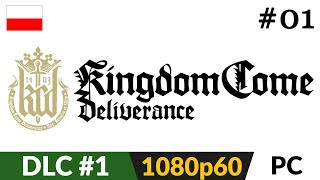 KINGDOM COME: DELIVERANCE DLC: From The Ashes PL  odc.1 (#1) ⚔️ Nowy fabularny dodatek do gry!