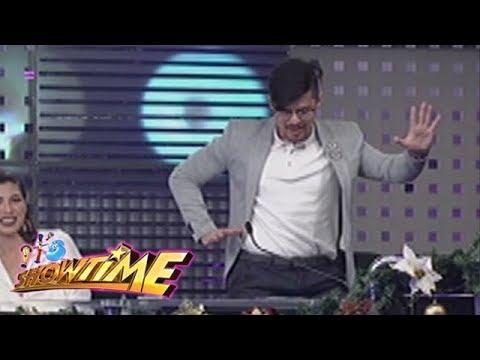 "It's Showtime: JC De Vera answers ""Taga Saan Ka?"""