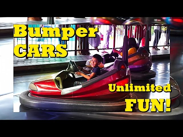 Arnav's Bumper Car Ride
