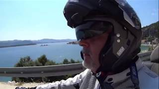 In Moto...in Croazia (On the Motorcycle...across Croatia) HD